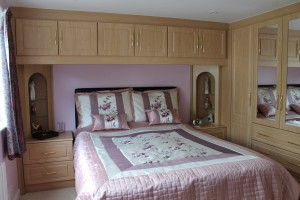 Montana Oak Bedroom 5