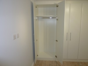 SWA 5 Long Hanging Wardrobe