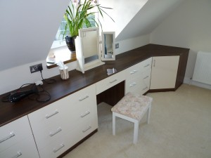 Tobacco Cream Gloss Dressing Table 2